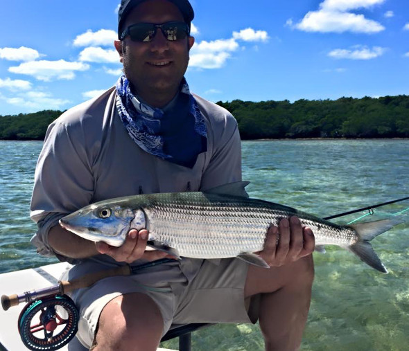 8 pound bonefish