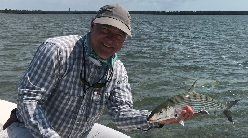 April bonefish Islamorada