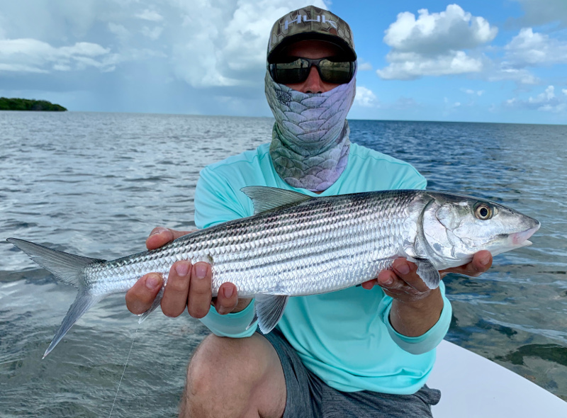 July bonefish