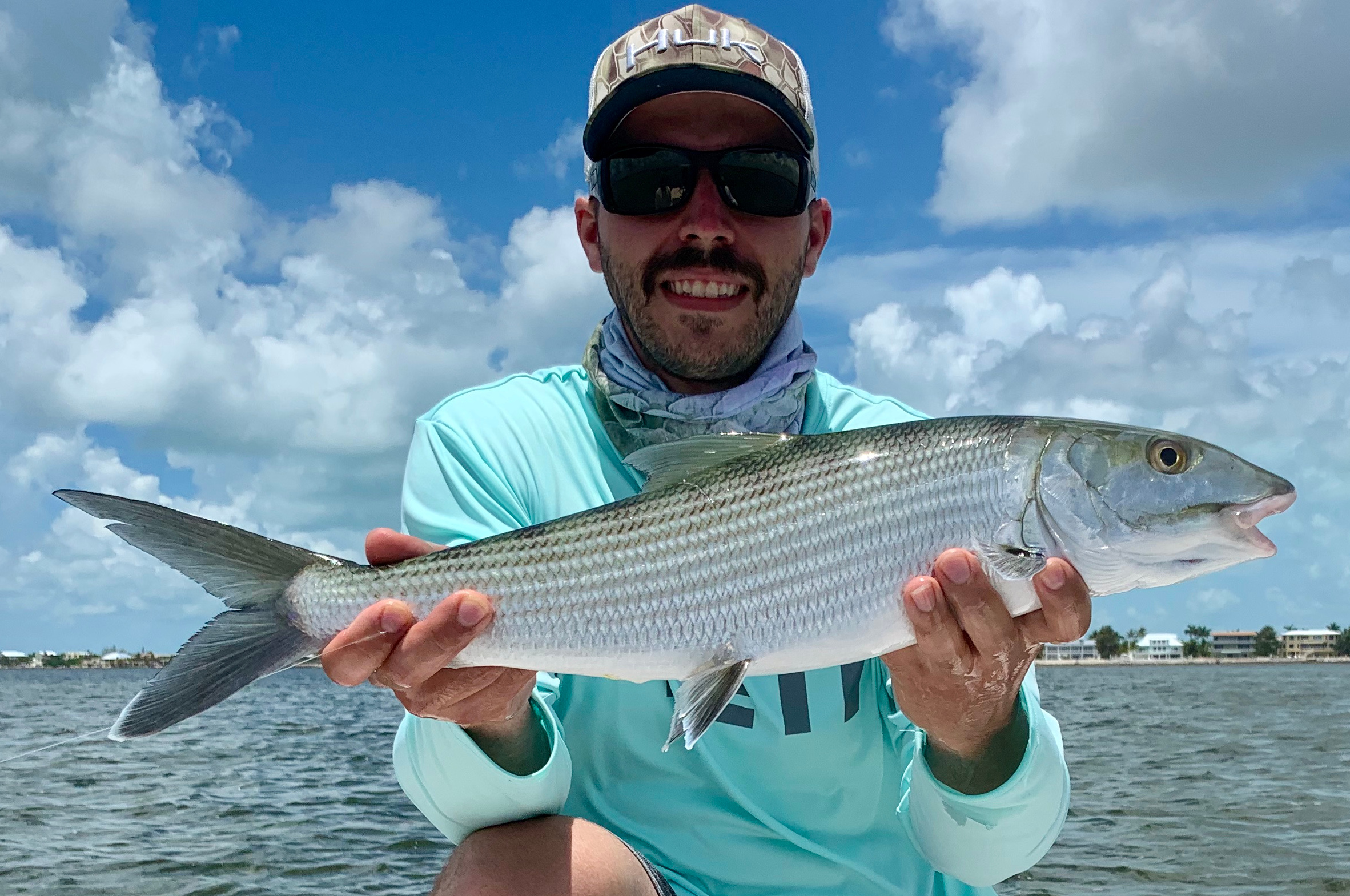 July bonefish Islamorada